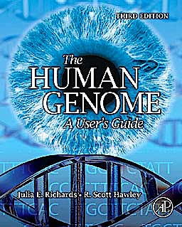 Portada del libro 9780123334459 The Human Genome. a User's Guide