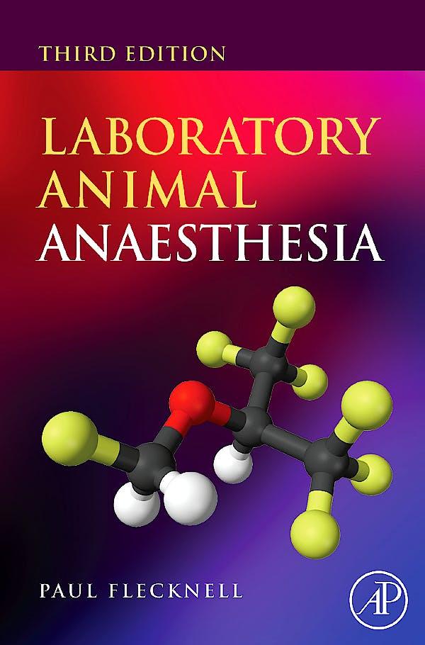 Portada del libro 9780123693761 Laboratory Animal Anaesthesia