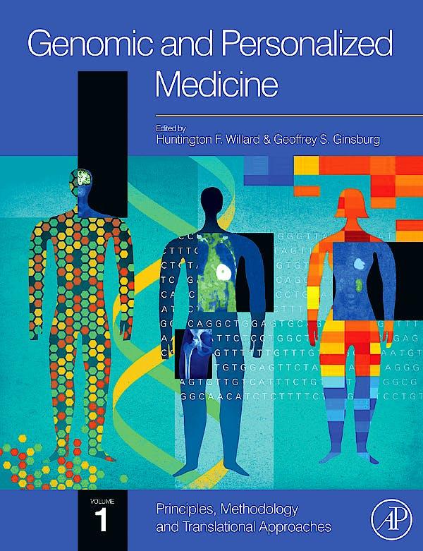 Portada del libro 9780123694201 Genomic and Personalized Medicine, 2-Vol Set