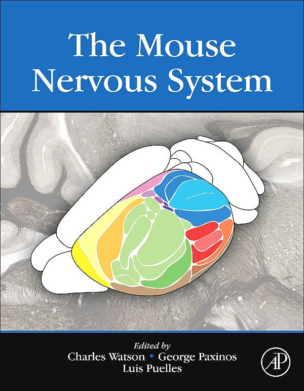 Portada del libro 9780123694973 The Mouse Nervous System
