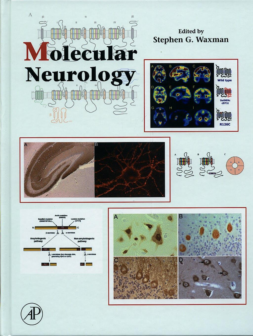 Portada del libro 9780123695093 Molecular Neurology