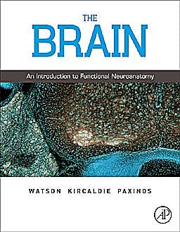 Portada del libro 9780123738899 The Brain. an Introduction to Functional Neuroanatomy