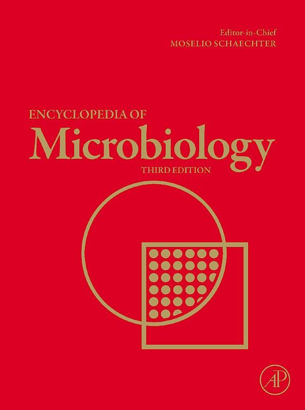 Portada del libro 9780123739391 Encyclopedia of Microbiology, 6 Vols.