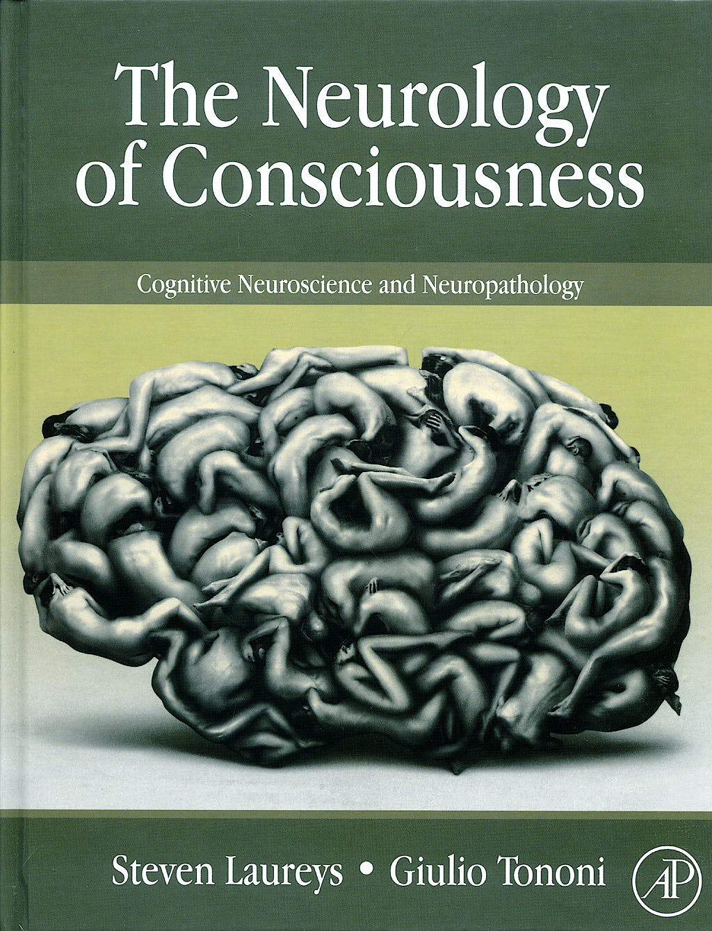 Portada del libro 9780123741684 The Neurology of Consciousness