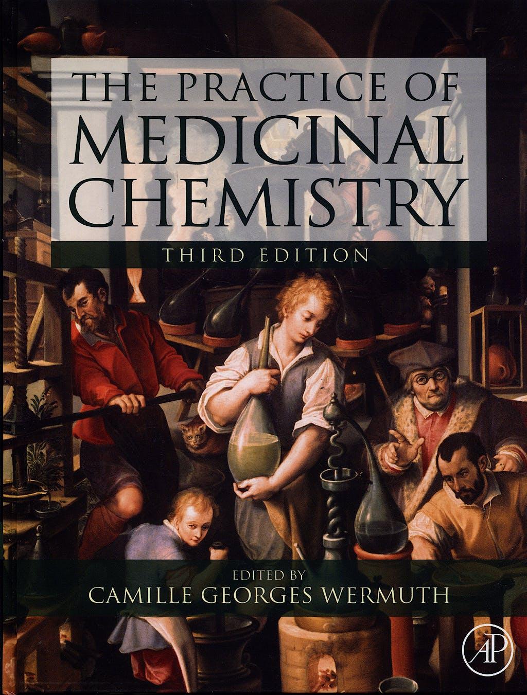 Portada del libro 9780123741943 The Practice of Medicinal Chemistry