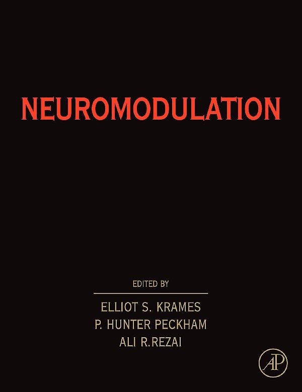 Portada del libro 9780123742483 Neuromodulation, 2 Vols.
