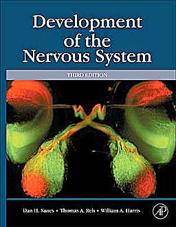 Portada del libro 9780123745392 Development of the Nervous System