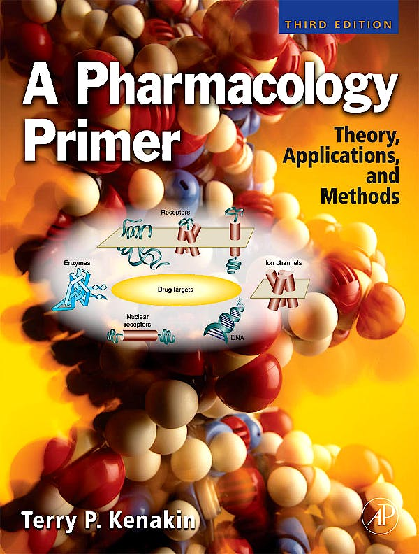 Portada del libro 9780123745859 A Pharmacology Primer. Theory, Application and Methods