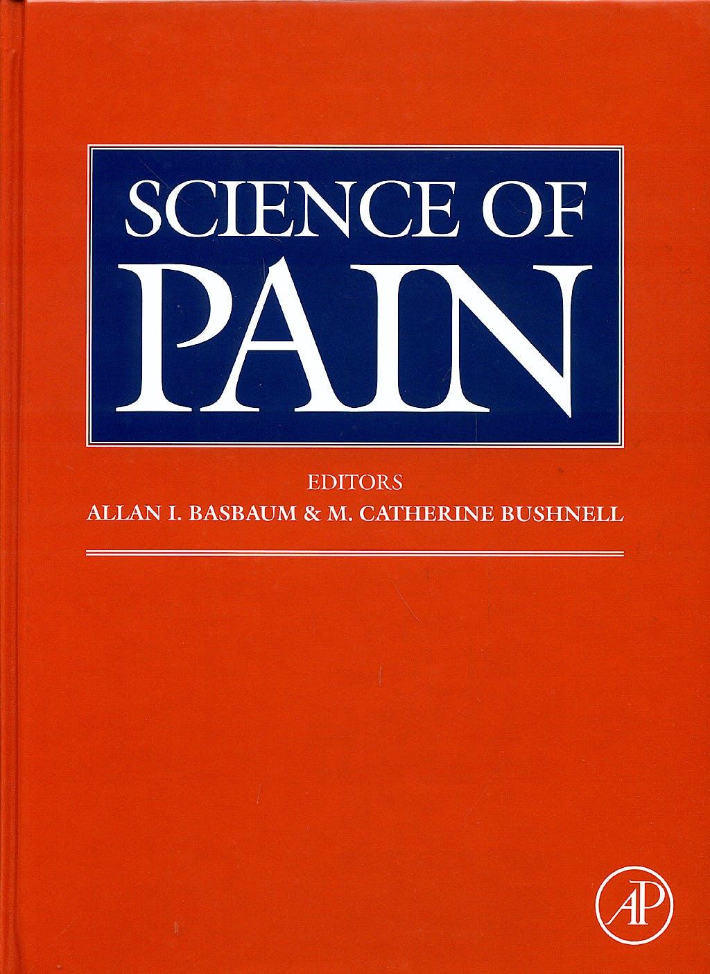 Portada del libro 9780123746252 Science of Pain