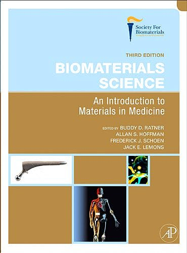 Portada del libro 9780123746269 Biomaterials Science. an Introduction to Materials in Medicine