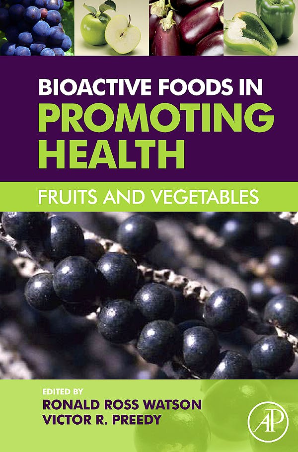 Portada del libro 9780123746283 Bioactive Foods in Promoting Health. Fruits and Vegetables