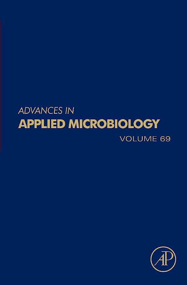 Portada del libro 9780123748249 Advances in Applied Microbiology, Vol. 69