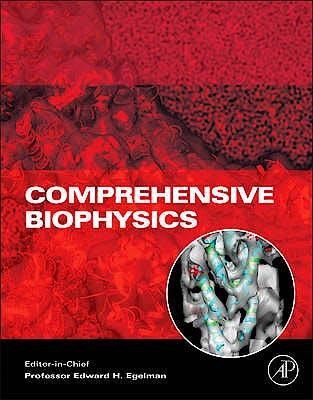 Portada del libro 9780123749208 Comprehensive Biophysics