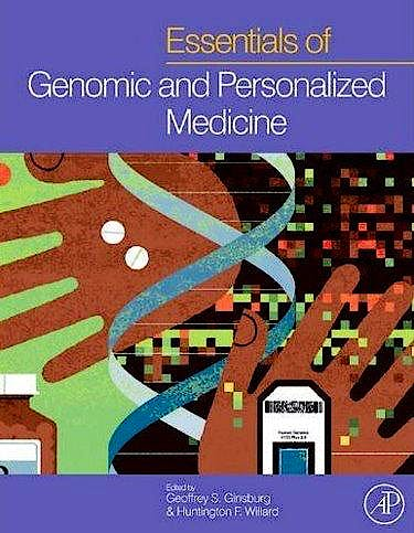 Portada del libro 9780123749345 Essentials of Genomic and Personalized Medicine