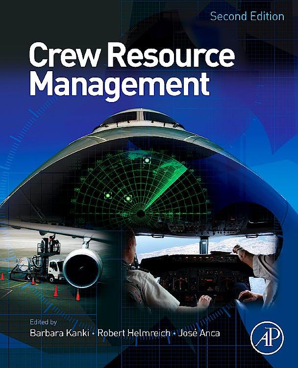 Portada del libro 9780123749468 Crew Resource Management