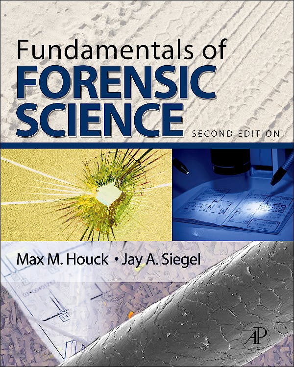 Portada del libro 9780123749895 Fundamentals of Forensic Science