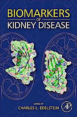 Portada del libro 9780123756725 Biomarkers of Kidney Disease