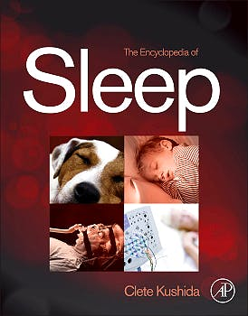 Portada del libro 9780123786104 Encyclopedia of Sleep (4 Volume Set)
