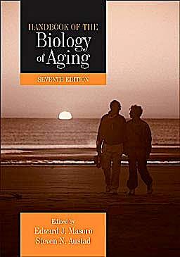 Portada del libro 9780123786388 Handbook of the Biology of Aging