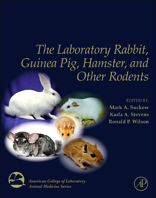 Portada del libro 9780123809209 The Laboratory Rabbit, Guinea Pig, Hamster, and Other Rodents