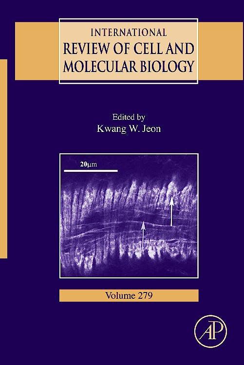 Portada del libro 9780123810113 International Review of Cell and Molecular Biology, Vol. 279