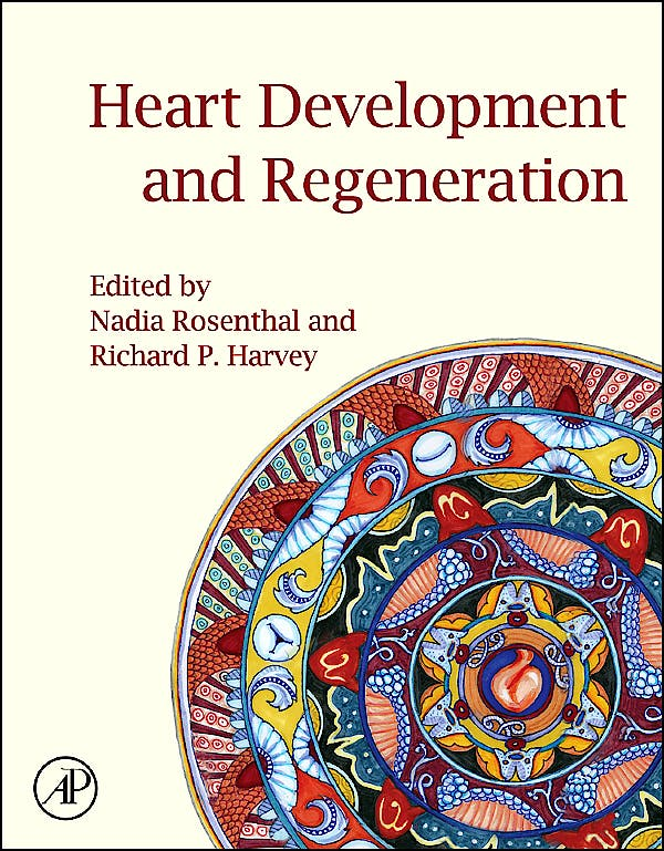 Portada del libro 9780123813329 Heart Development and Regeneration, 2 Vols.