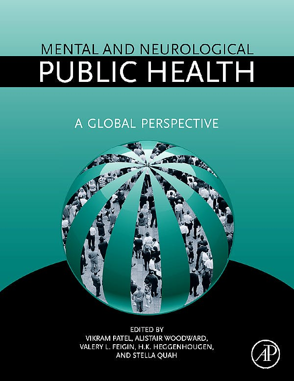 Portada del libro 9780123815262 Mental and Neurological Public Health. a Global Perspective