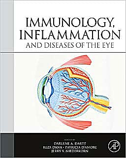Portada del libro 9780123819741 Immunology, Inflammation and Diseases of the Eye