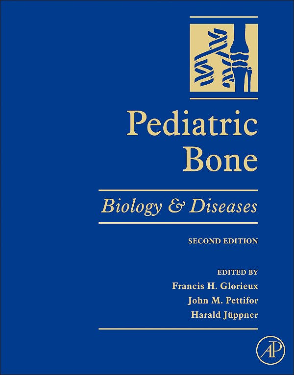 Portada del libro 9780123820402 Pediatric Bone. Biology and Diseases