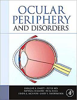 Portada del libro 9780123820426 Ocular Periphery and Disorders