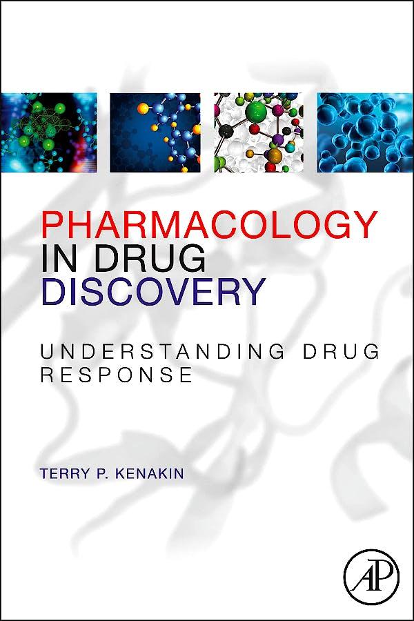 Portada del libro 9780123848567 Pharmacology in Drug Discovery. Understanding Drug Response