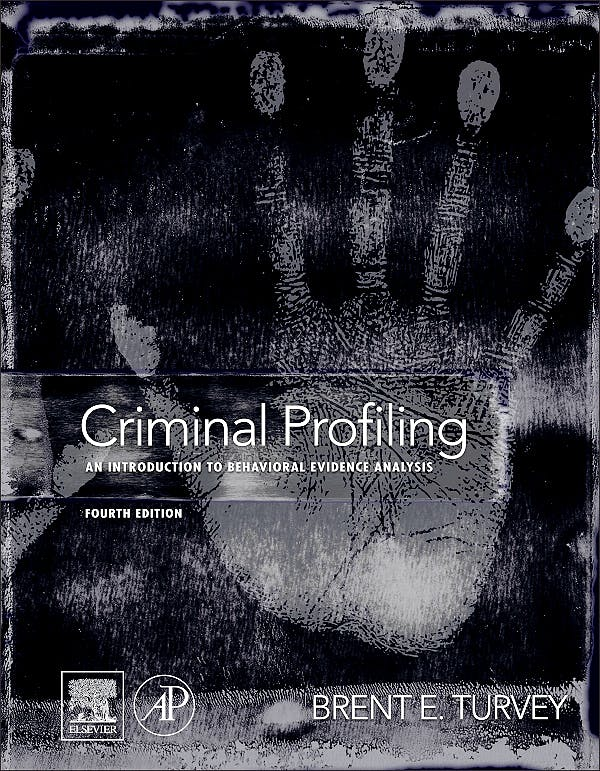 Portada del libro 9780123852434 Criminal Profiling, an Introduction to Behavioral Evidence Analysis