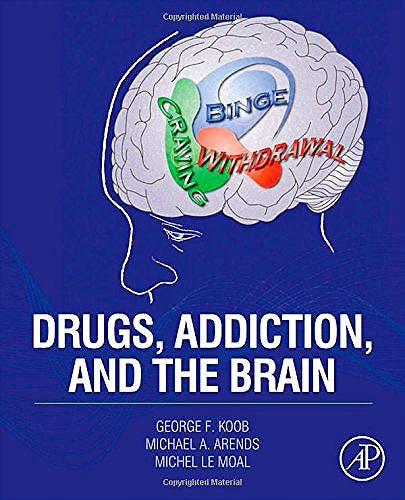 Portada del libro 9780123869371 Drugs, Addiction, and the Brain
