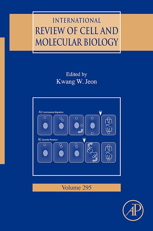 Portada del libro 9780123943064 International Review of Cell and Molecular Biology, Vol. 295
