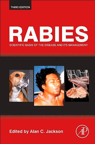 Portada del libro 9780123965479 Rabies. Scientific Basis of the Disease and Its Management