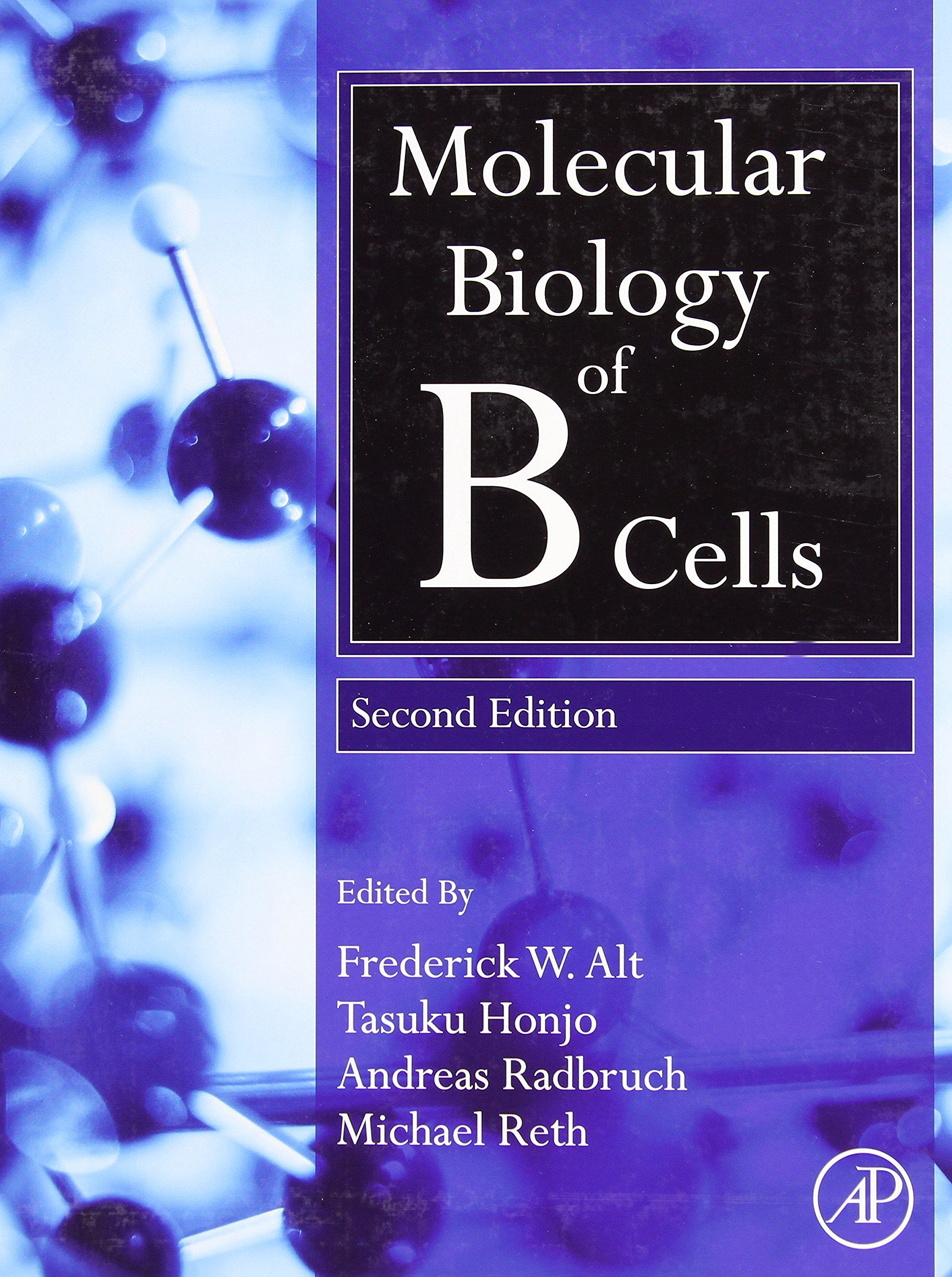 Portada del libro 9780123979339 Molecular Biology of B Cells