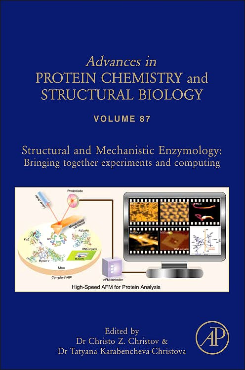 Portada del libro 9780123983121 Advances in Protein Chemistry and Structural Biology, Vol. 87: Structural and Mechanistic Enzymology