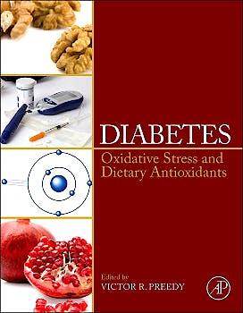 Portada del libro 9780124058859 Diabetes. Oxidative Stress and Dietary Antioxidants
