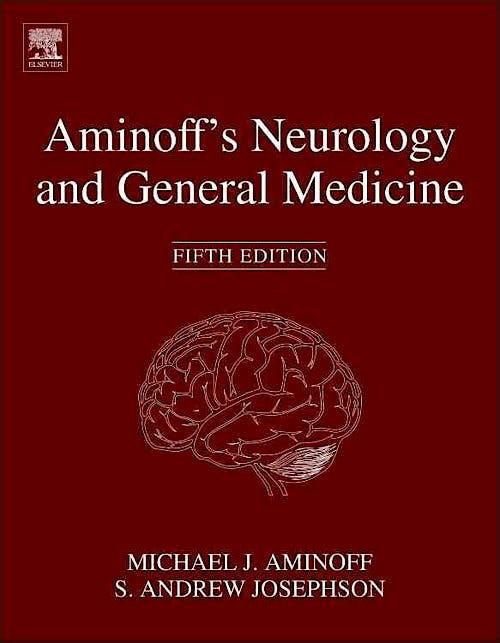 Portada del libro 9780124077102 Aminoff's Neurology and General Medicine