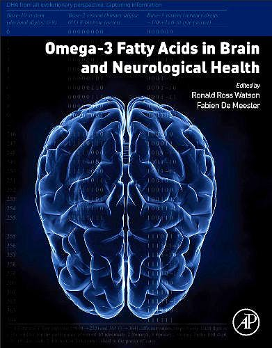 Portada del libro 9780124105270 Omega-3 Fatty Acids in Brain and Neurological Health