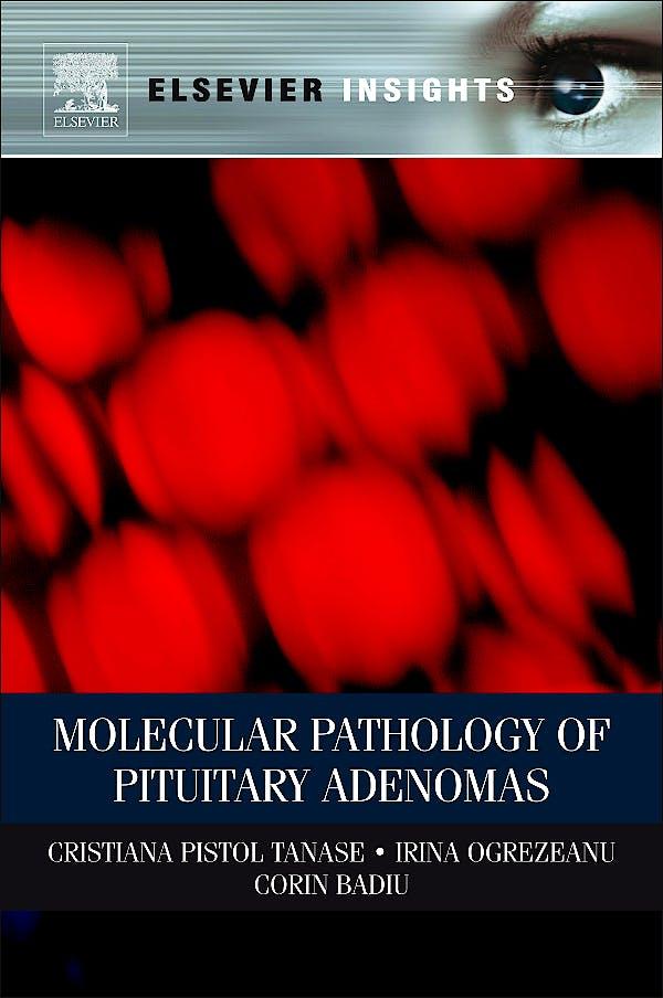 Portada del libro 9780124158306 Molecular Pathology of Pituitary Adenomas