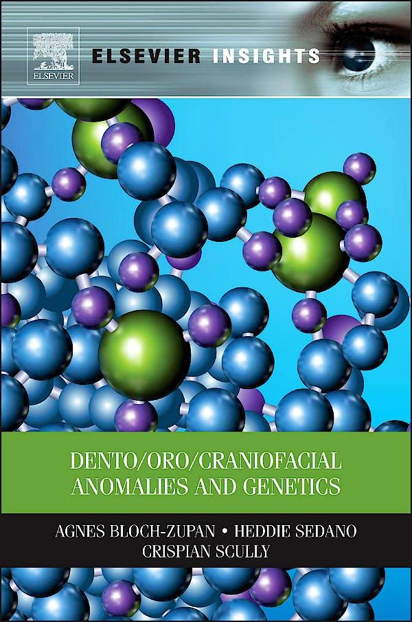 Portada del libro 9780124160385 Dento/oro/craniofacial Anomalies and Genetics