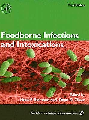 Portada del libro 9780125883658 Foodborne Infections and Intoxications