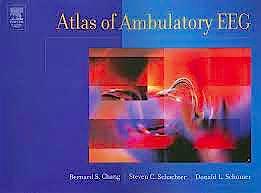 Portada del libro 9780126213454 Atlas of Ambulatory EEG