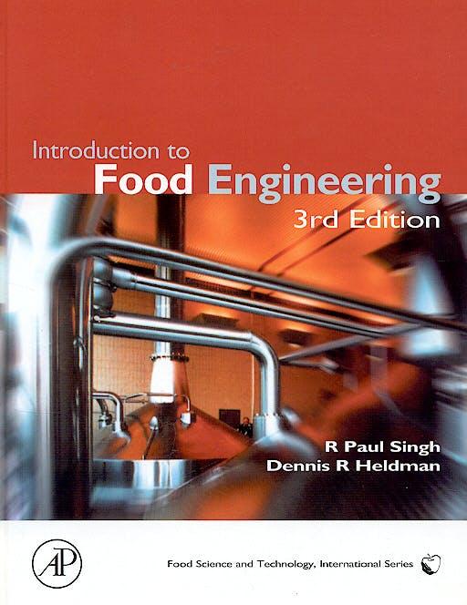 Portada del libro 9780126463842 Introduction to Food Engineering