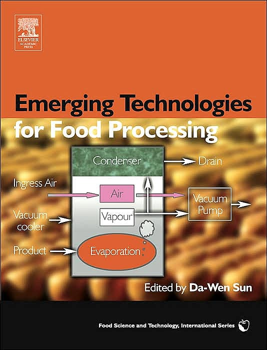 Portada del libro 9780126767575 Emerging Technologies for Food Processing