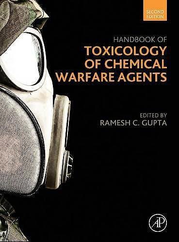 Portada del libro 9780128001592 Handbook Of Toxicology Of Chemical Warfare Agents