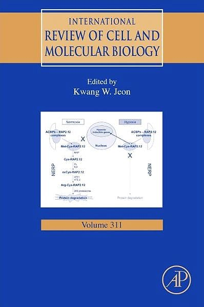 Portada del libro 9780128001790 International Review of Cell and Molecular Biology, Vol. 311