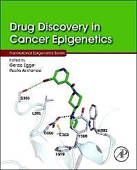 Portada del libro 9780128022085 Drug Discovery in Cancer Epigenetics (Translational Epigenetics)