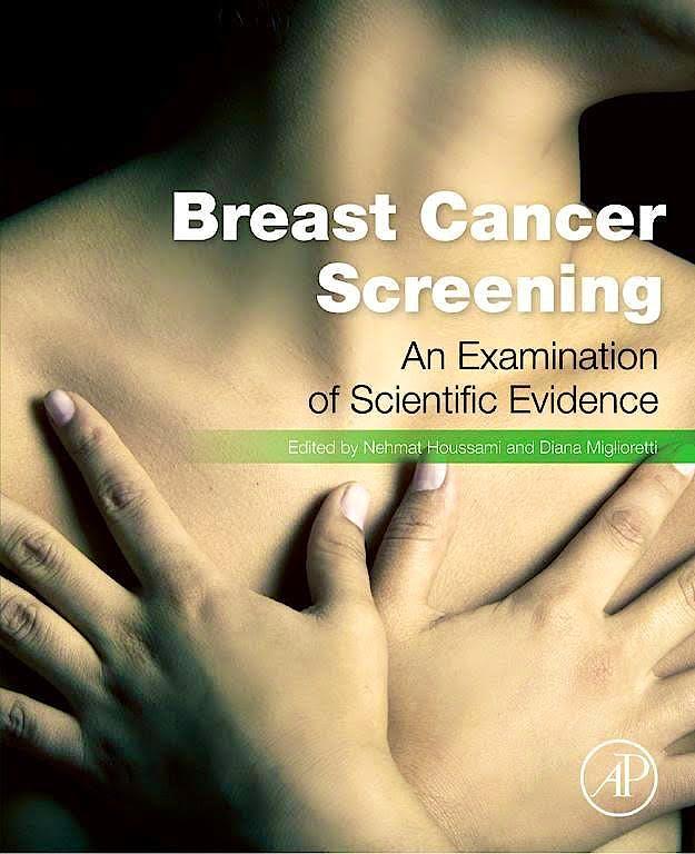 Portada del libro 9780128022092 Breast Cancer Screening